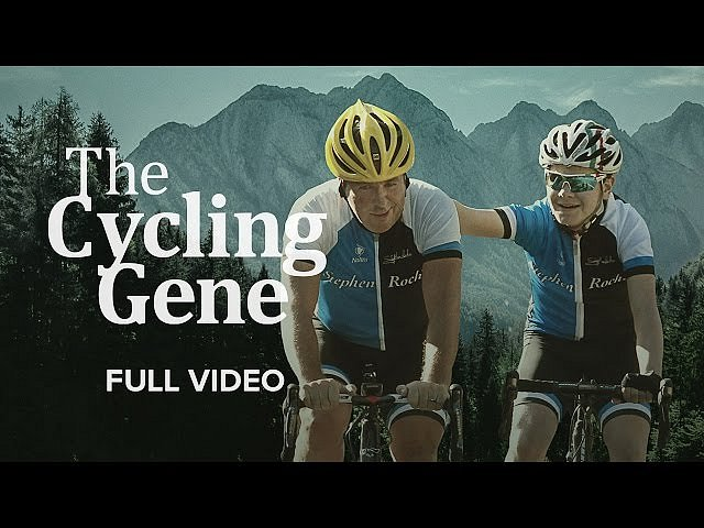 The Cycling Gene: A Contagious PassionThe Cycling Gene: A Contagious Passion
